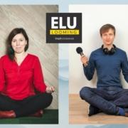 Tööõnne uurija Tiina Saar-Veelmaa ja Harald Lepisk (Elu looming podcast)