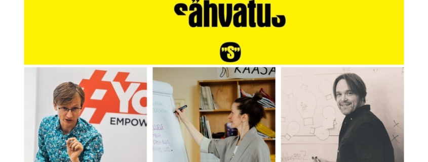 Harald Lepisk, Piret Jeedas, Indrek Maripuu - Sähvatus loovuse podcast