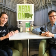 Aega on podcast - külas Harald Lepisk