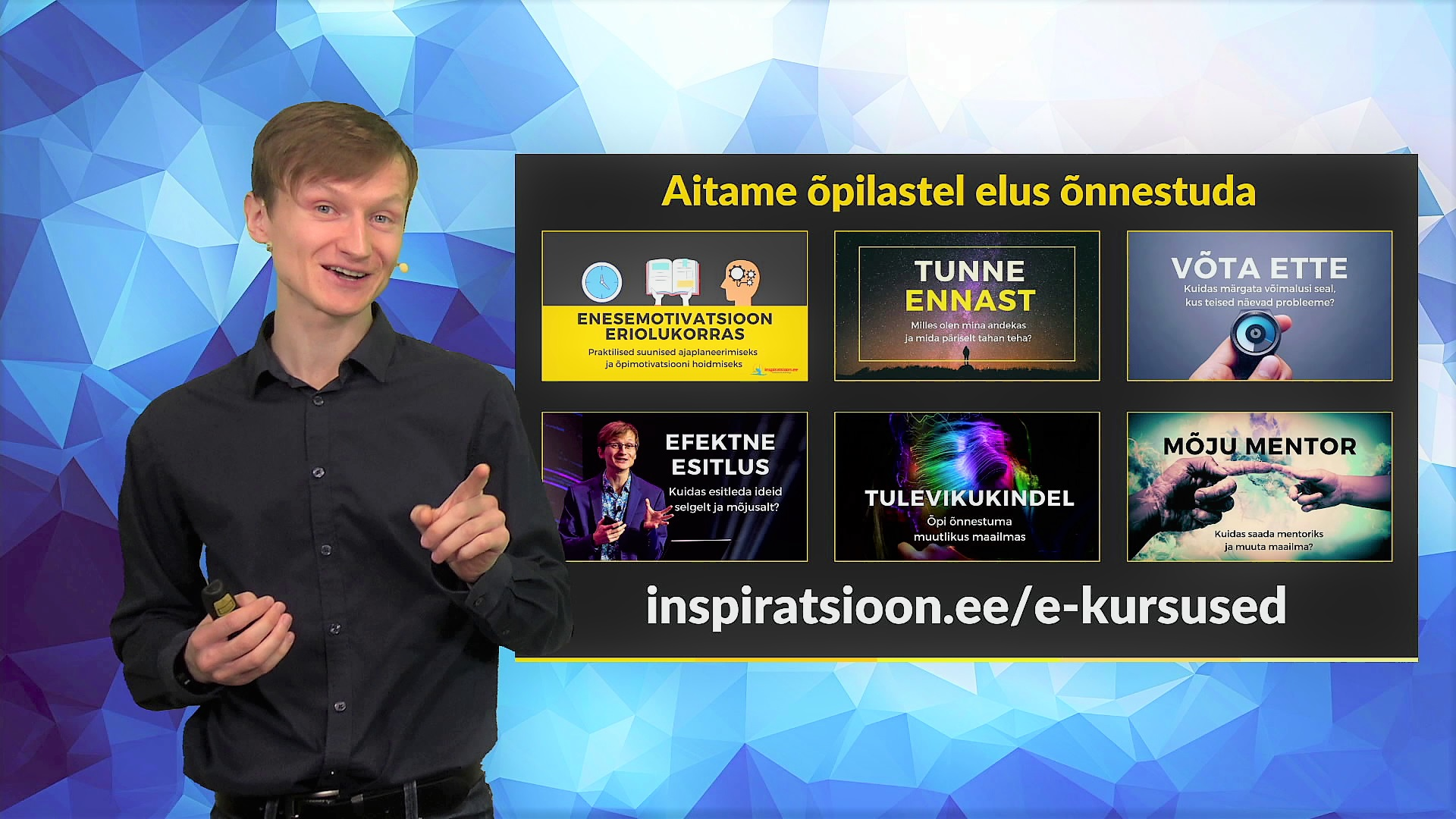 Inspireerivad e-kursused